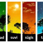 Времена года, сезоны и дни недели